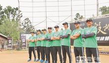 殷仔訓練營 台日教練團助陣