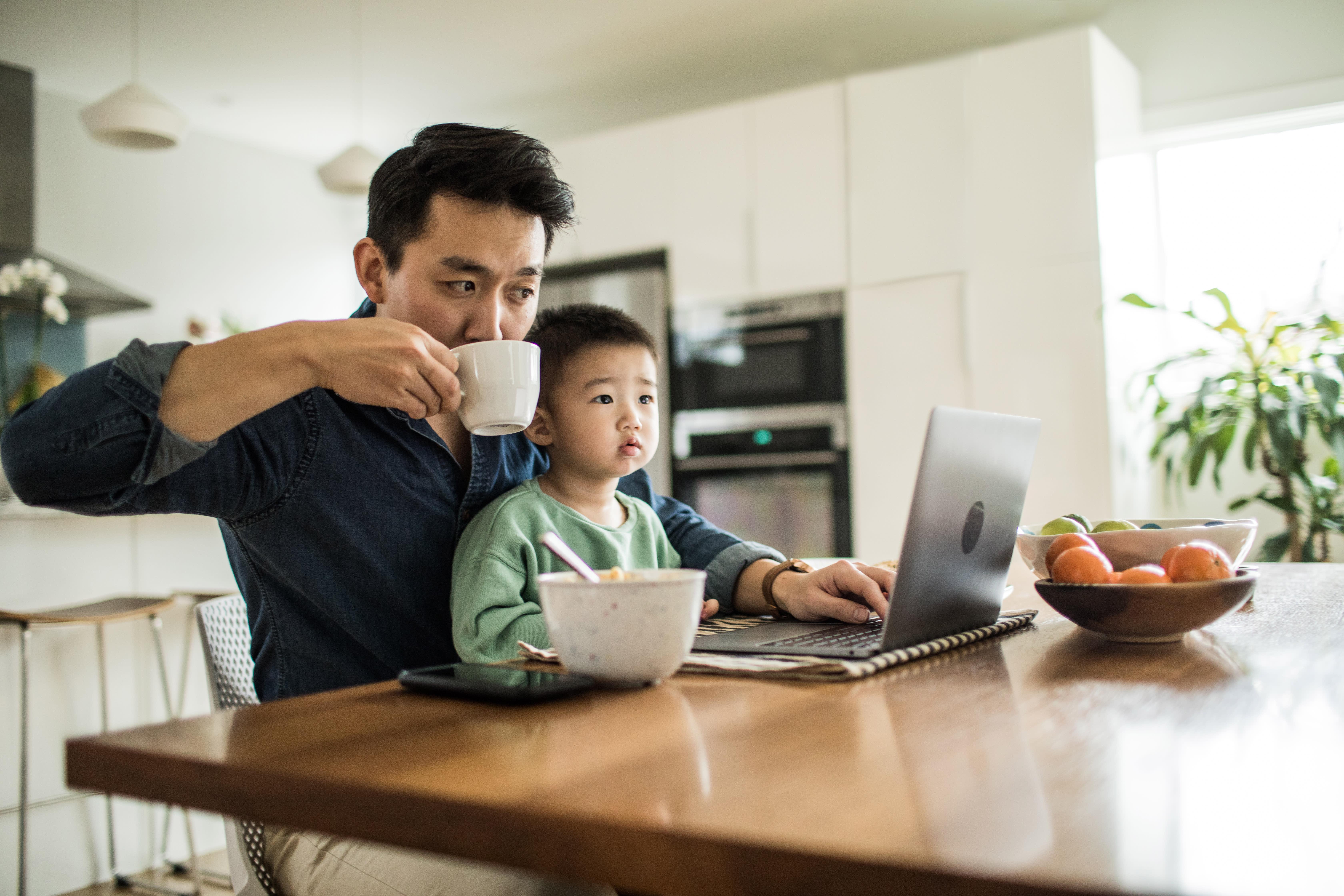 你的公司有沒有部署在家工作措施?