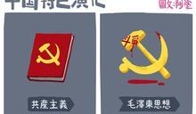 神獸塗鴉:中國特色思想