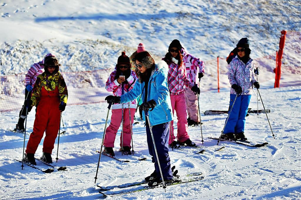 【趣吧】韓國洪川大明滑雪場懶人包!洪川大明滑雪場交通、課程整理