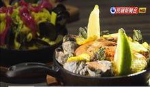 西班牙海鮮飯 吃得到罕見佛手、岩螺