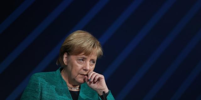 Angela Merkel muss sich mehr denn je um ihre Nachfolge Sorgen machen.
