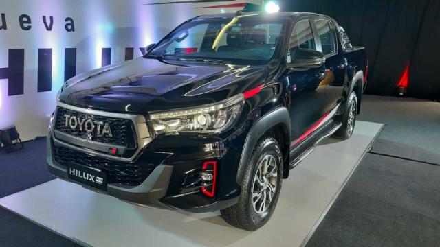 丰田Hilux GR-Sport V6