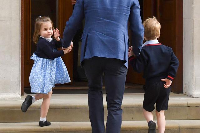 prince charlotte with prince albert