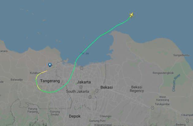 Crash 737 max 8 Lion Air A8946960f994729a75b1388626df288d