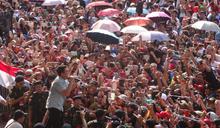 雨傘這次不革命 印尼文化嘉年華熱力搖滾