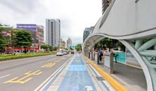 優化公車專用道重鋪 夜間施工降低交通影響