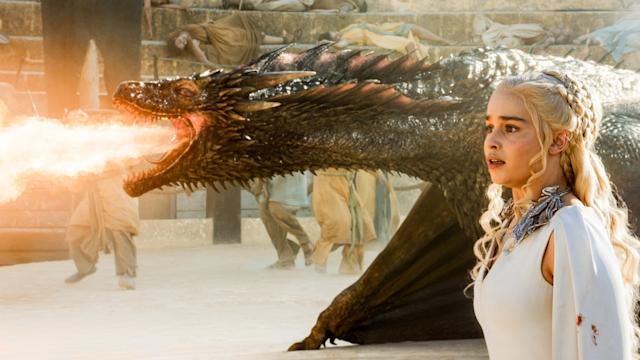 Daenerys (Emilia Clarke), Mother of Dragons