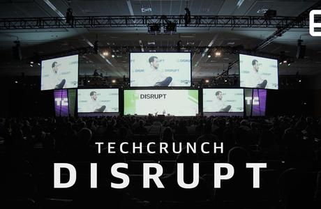 全球科技盛會 TechCrunch Disrupt