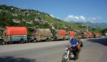 印度暫停克什米爾跨境貿易