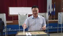朱立倫、高育仁作後盾 高思博認真思考參選台南市長