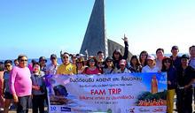 屏東艷陽高照 泰國旅遊採線團直呼「超熱情」