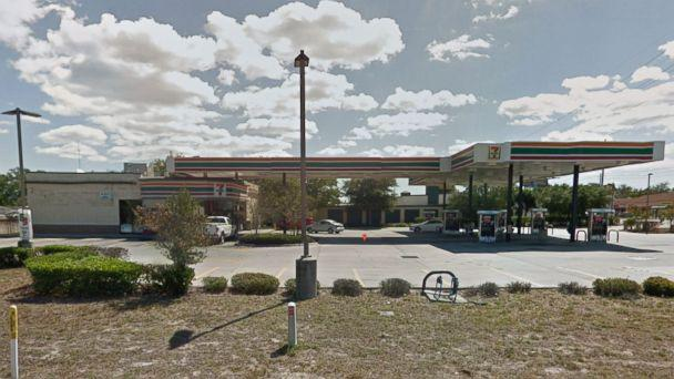 PHOTO: The 7-Eleven, located at 7131 Ridge Road in Port Richey, Florida. (Google Maps)