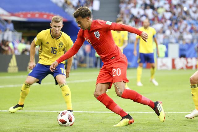 FIFA Fines England $70,000 For Unauthorised Socks