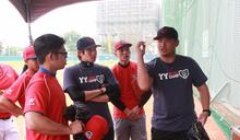 MLB/胡智為將返美訓練 防護員要他注意體態