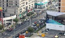 影/高雄反空汙遊行 民眾要求呼吸乾淨空氣權