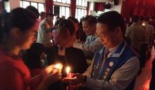 國民黨竹市黨部慶祝黨慶 180位青年宣誓入黨