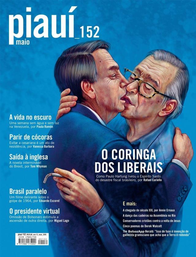 Reprodução/Revista Piauí