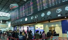 颱風蘭恩影響 多班飛沖繩航班取消