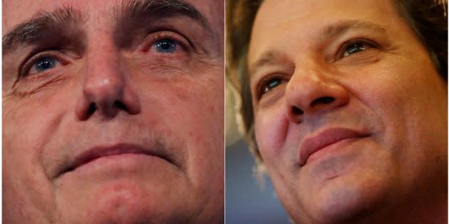 Os eleitores de Jair Bolsonaro (PSL) são os mais certos de seus votos, 55% dizem que não trocaria. Fernando Haddad (PT) é o segundo candidato com mais eleitores decididos, 49%.