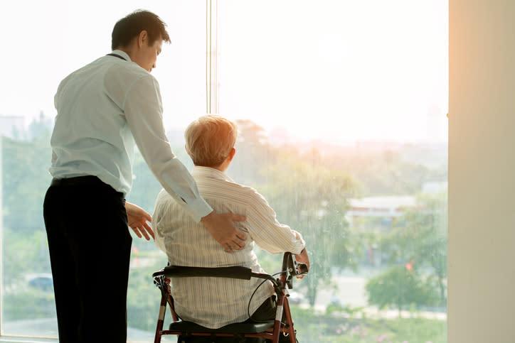 每3秒增1名失智患者!55歲以上最擔心這3種病找上門