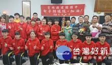 全國甲級排球聯賽 北港建國女排勇奪亞軍