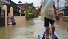 啟德颱風登陸菲律賓 釀26死萬人被疏散