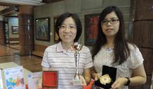 影/用紫色桿菌素做指甲油 建國科大生獲國際發明獎