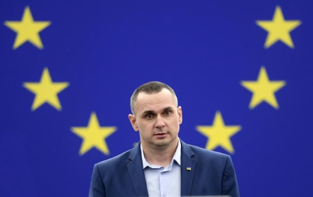 萨哈罗夫奖警告说,莫斯科希望让乌克兰屈服