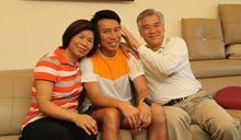 專訪│走過一場場親情的極限挑戰,超馬好手陳彥博媽媽:我一直在想,他什麼時候可以不要再跑了……