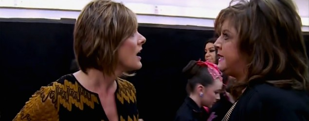 Ugly altercation on 'Dance Moms'