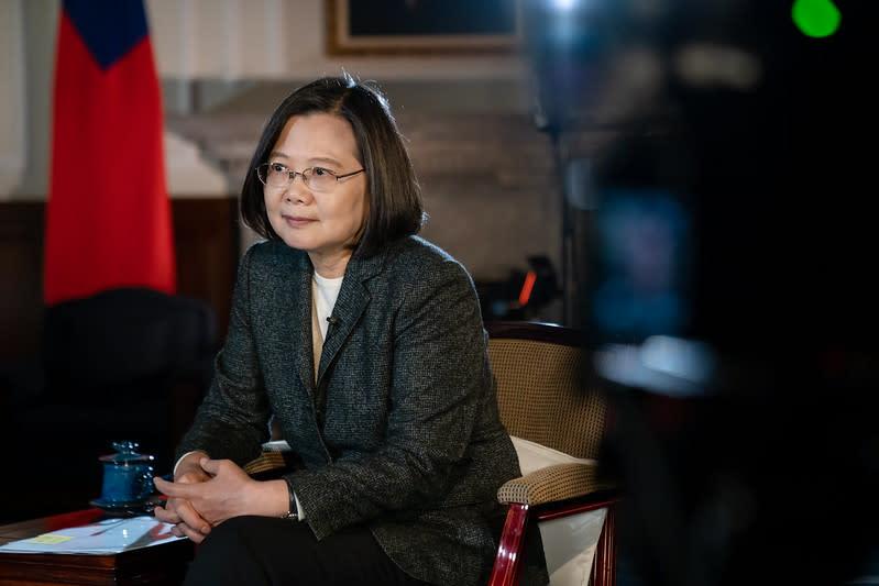 BBC專訪全文 蔡英文:我們已是獨立國家 稱自己為中華民國台灣
