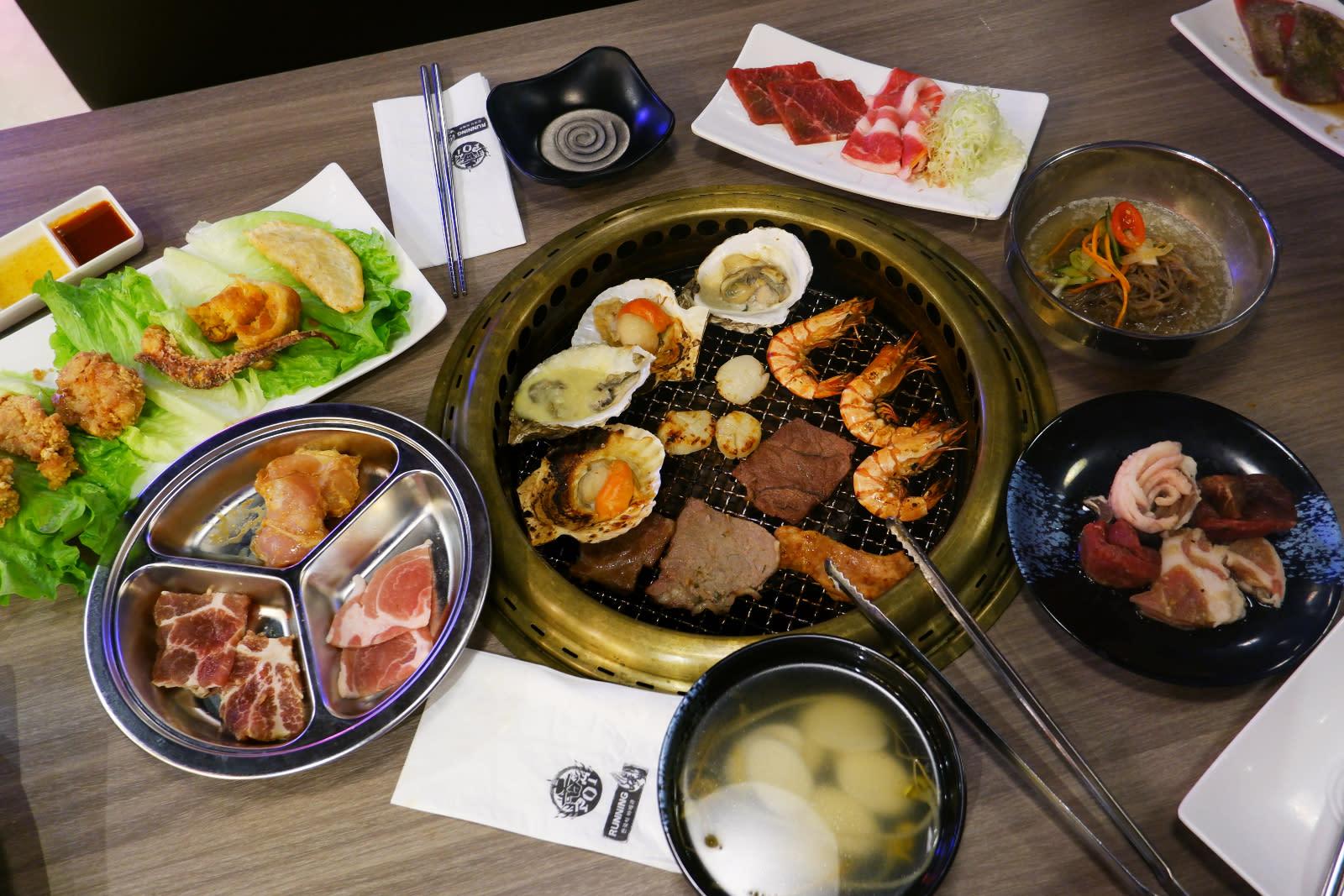 將軍澳新韓燒!最平$178食110分鐘 任食海鮮、烤肉、韓式炸雞