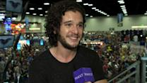 'Game of Thrones' Stars' Comic-Con Reactions