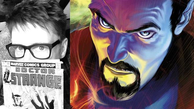 Doctor Strange Movie Gets Sinister Director