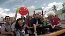 Iran makes arrests for World Cup celebration video