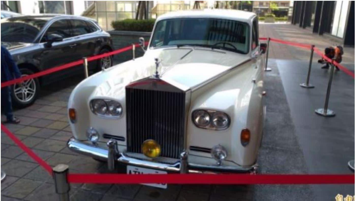 林志玲婚禮用車全球僅3輛!這輛Rolls-Royce到底有多厲害?