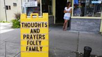 Mother Of US Journalist Foley Says Never Prouder Of Son