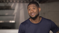 Usher Dishes on Performing at the VMAs