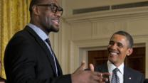 WH: LeBron's Move a 'Powerful Statement'