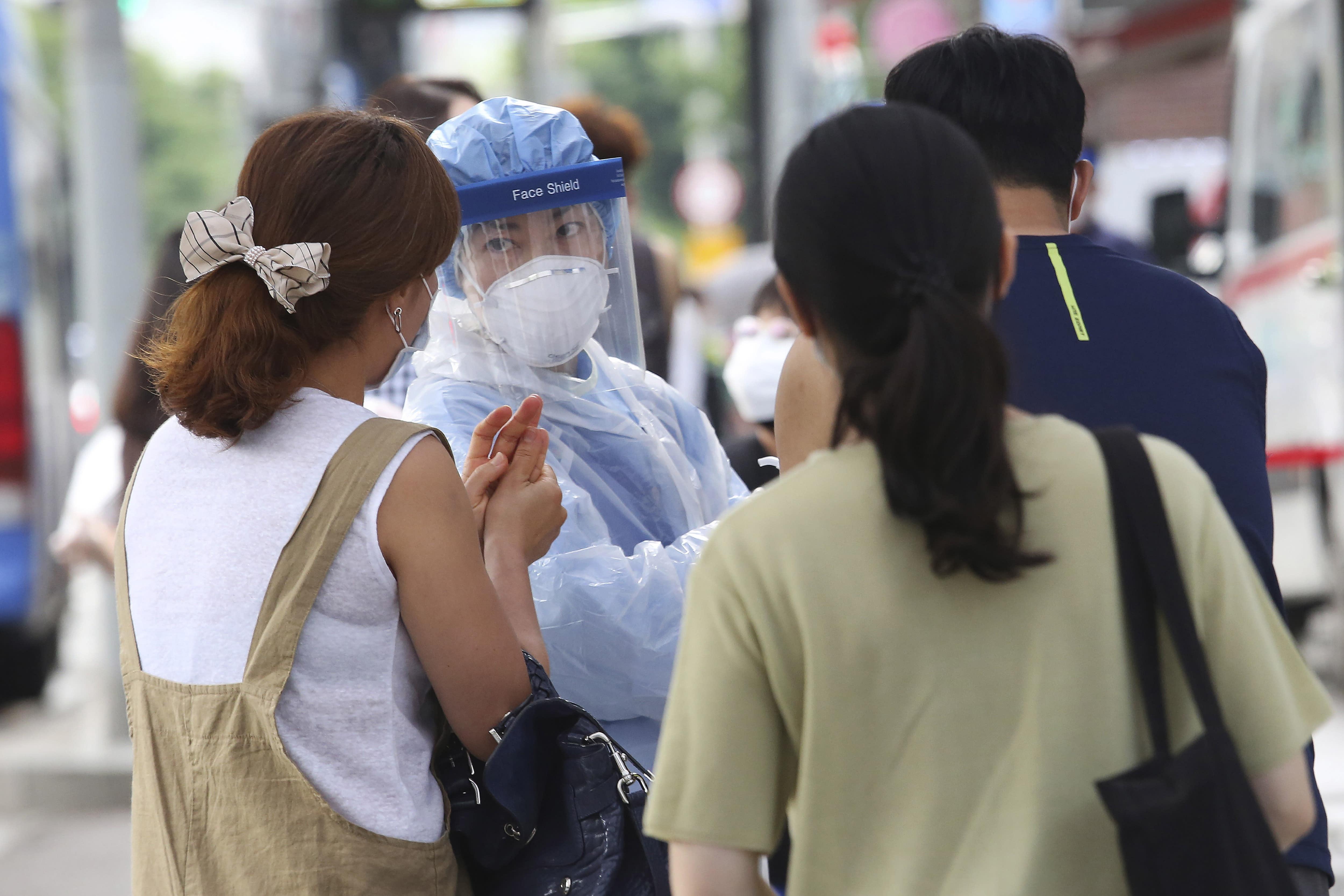 首爾幼兒園爆群聚 南韓增114例確診