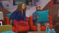 Big Brother - Amber and Donny Drive - Live Feed Highlight