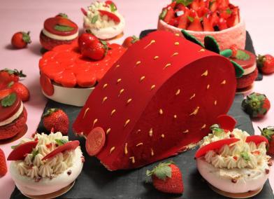 草莓季來了,享受口口酸甜浪漫!