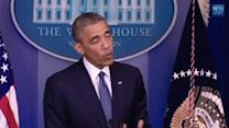 Obama says that after 9/11, 'we tortured some folks'