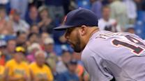 Price receives standing ovation