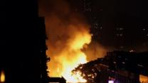 Raw: Deadly Taiwan Gas Leak Explosion