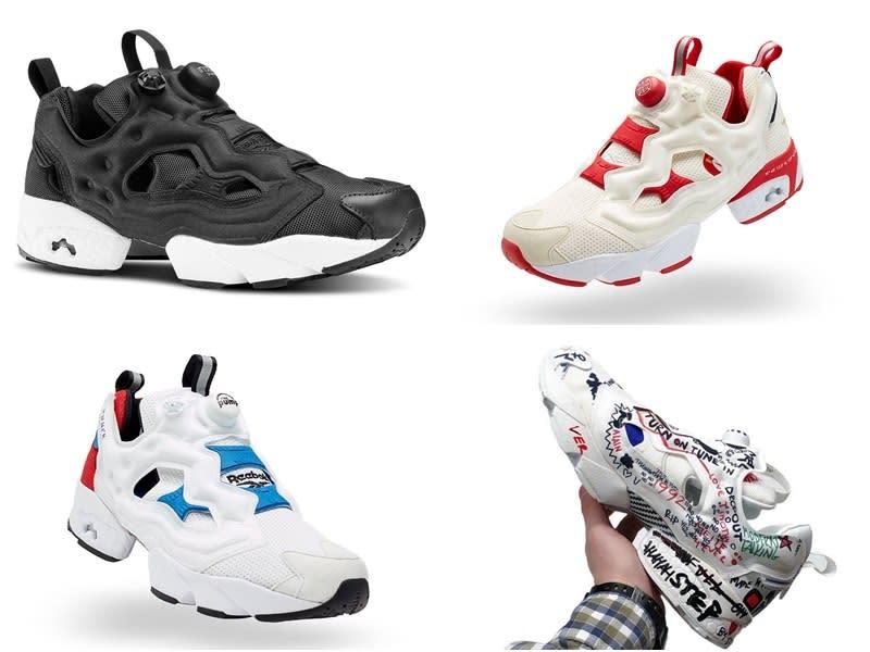 Reebok全館任選3件66折!別只知道PUMP,老司機鞋迷收這幾款都潮到被搭訕!