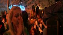 Raw: Brazil Fans Cry After World Cup Loss