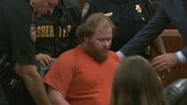 Texas Shooting Suspect Collapses in Court