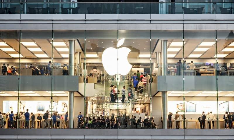 筆者為何沽出一半蘋果股票?